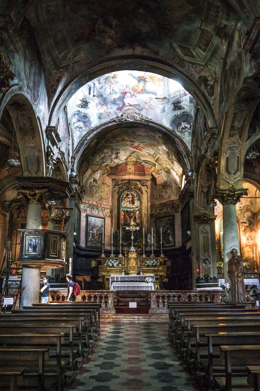 Chiesa di Santa Maria Assunta, Orta San Giulio