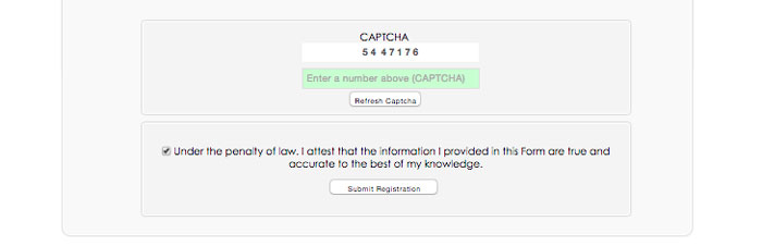 How to Register on PhilHealth Online step 3.2