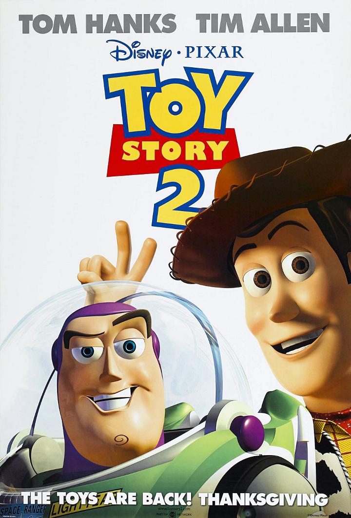 toy story 2 juliste