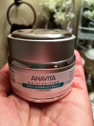 Anavita Moisturizing Anti-Wrinkle Cream