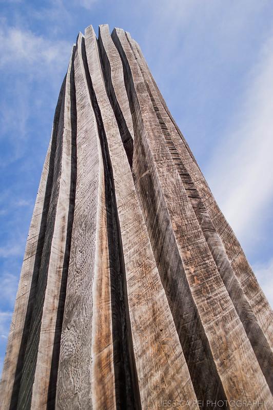 Redwood I Laumeier Sculpture Park