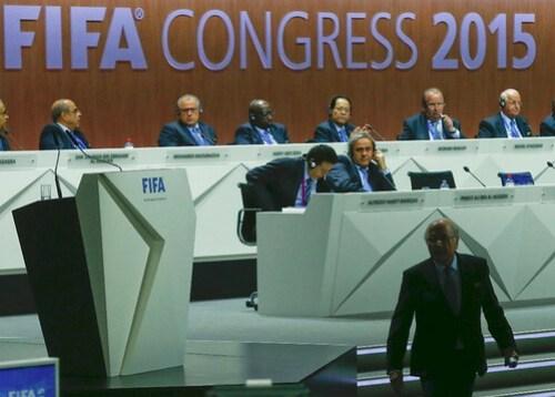 Comienza votación para elegir a presidente de la FIFA