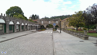 Negreira City Wall