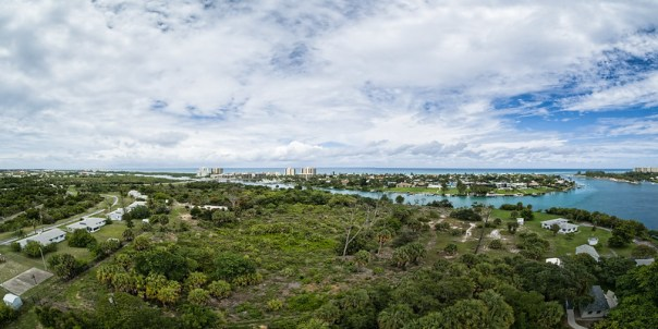 View from the Jupiter Lighthouse