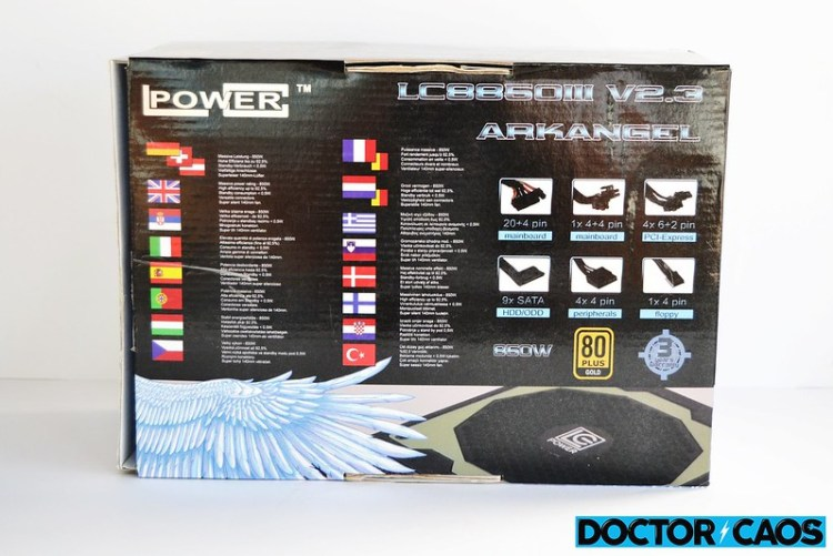 LC-Power LC8850II V2.3 Arkangel (2)