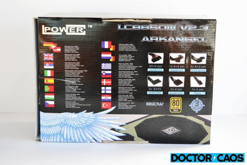 LC-Power LC8850II V2.3 Arkangel (2)