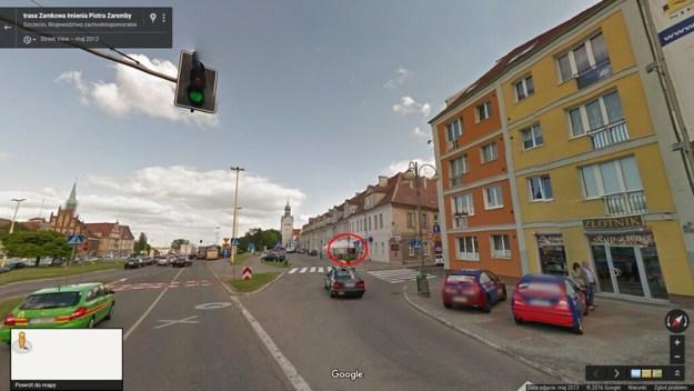 Miejsa spotkan EXP Mariacka Street View2