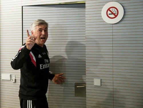 Estrellas del Real Madrid despiden con gratitud a Ancelotti