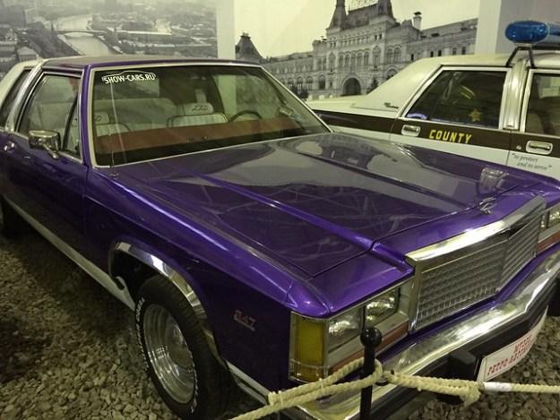 Ford LTD Crown Victoria 1985