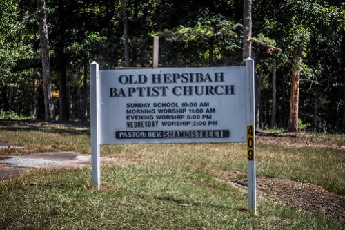 Old Hepsibah Baptist Church