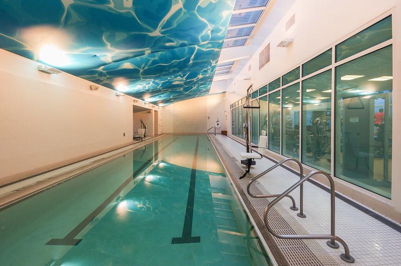 swimming pool - intercontinental san francisco
