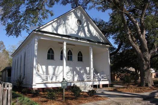 Temple Sinai, St Francisville LA