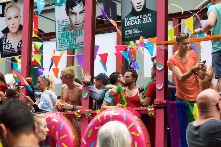 Stockholm Pride 2016 QX