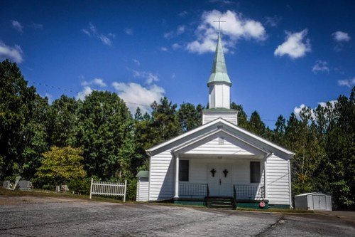 Old Hepsibah Baptist Church-001