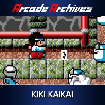 Arcade Archives Kiki Kaikai