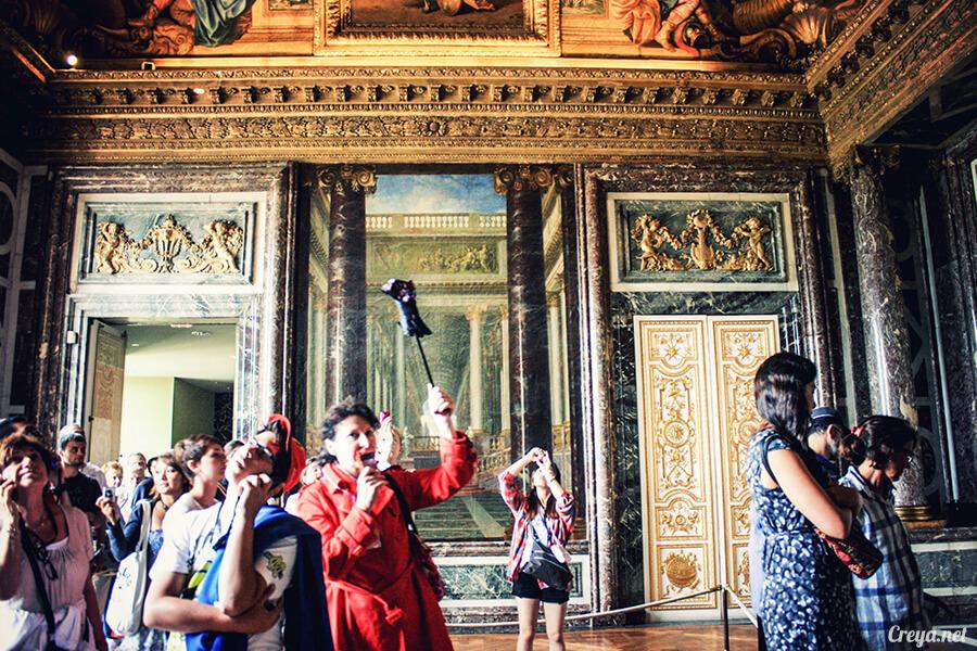 2016.08.14 | 看我的歐行腿| 法國巴黎凡爾賽宮 22