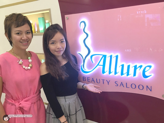 Allure Beauty Saloon Joey