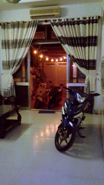Bike In The House