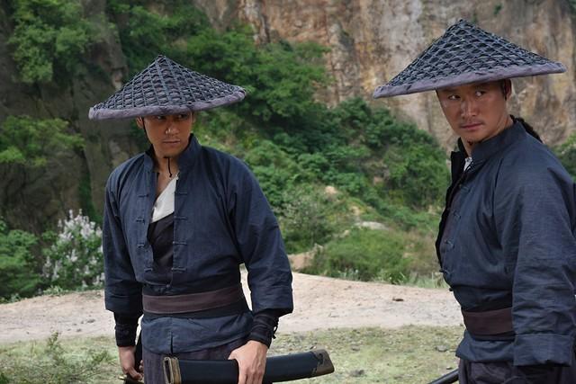 Call of Heroes Wu Jing Eddie Peng