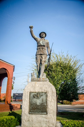 Spirit of the American Doughboy in Waycross-004