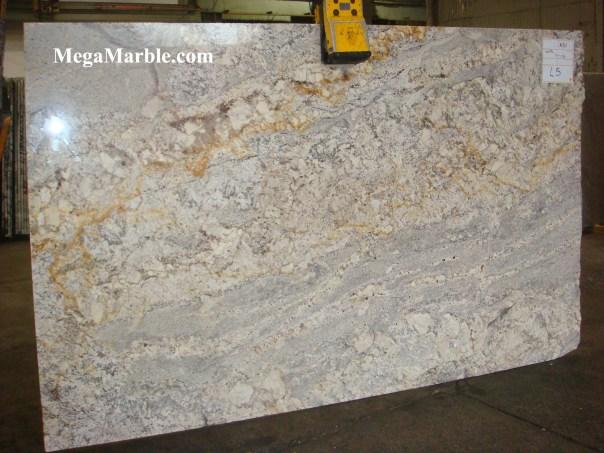 White Spring Granite Slab