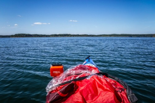 Paddling to Ghost Island in Lake Hartwell-88