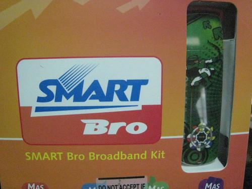 SmartBro stick DLSU