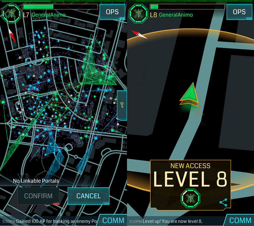 Ingress-Level-8