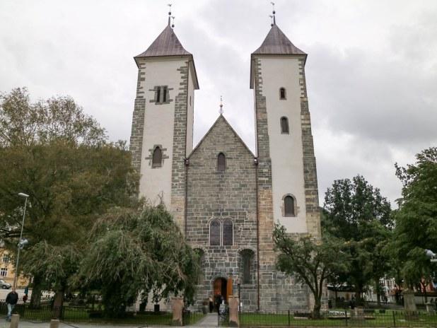 Iglesia Santa María de Bergen
