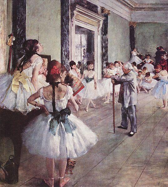 Edgar_Degas_Lekcja_Tanca