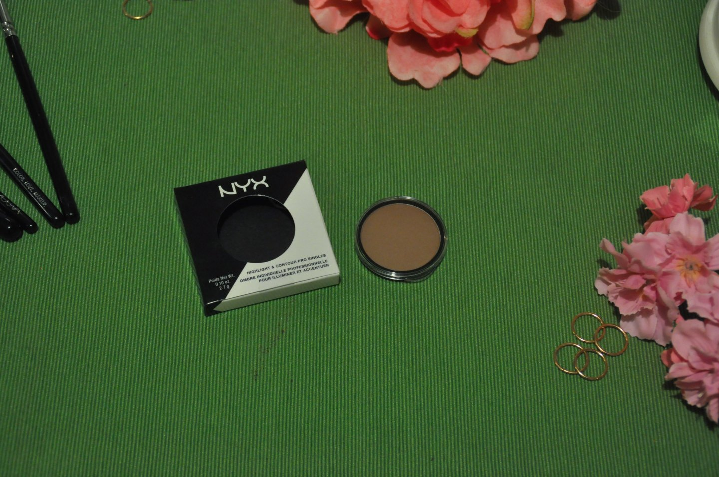 NYX Contour Pro Single in Sculpt Review and Swatches