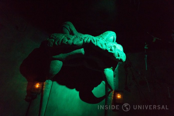Knott's Scary Farm (2016) - Voodoo: Order of the Serpent