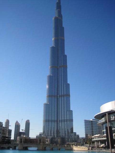Guía para viajar a Dubái