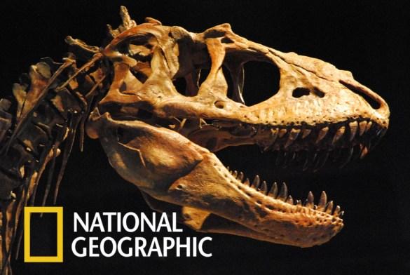 Dragon Teeth pelo Nat Geo