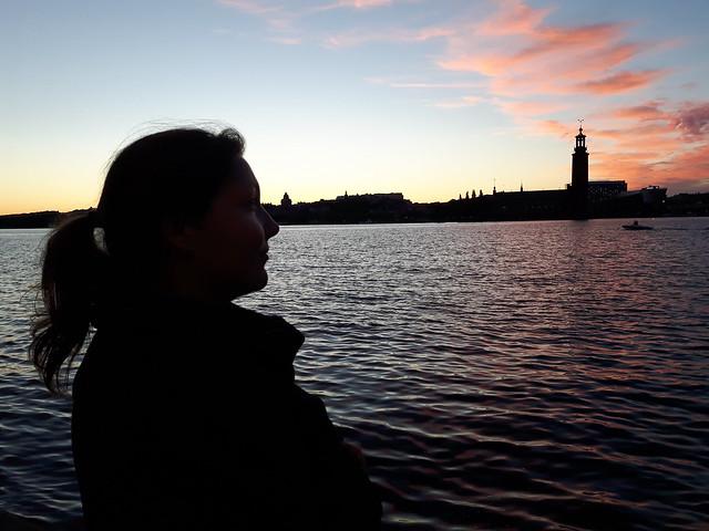 Wereldreis - Stockholm
