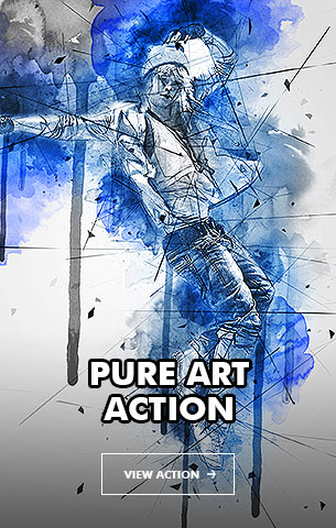 Mix Oil Painting Photoshop Action - 31