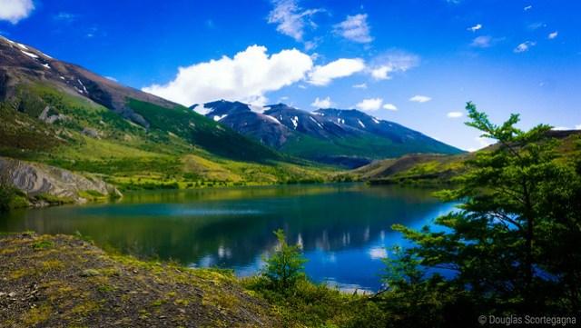 Colorful Patagonia