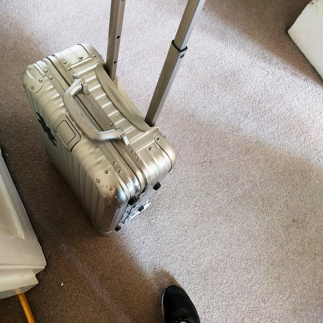 traveling light