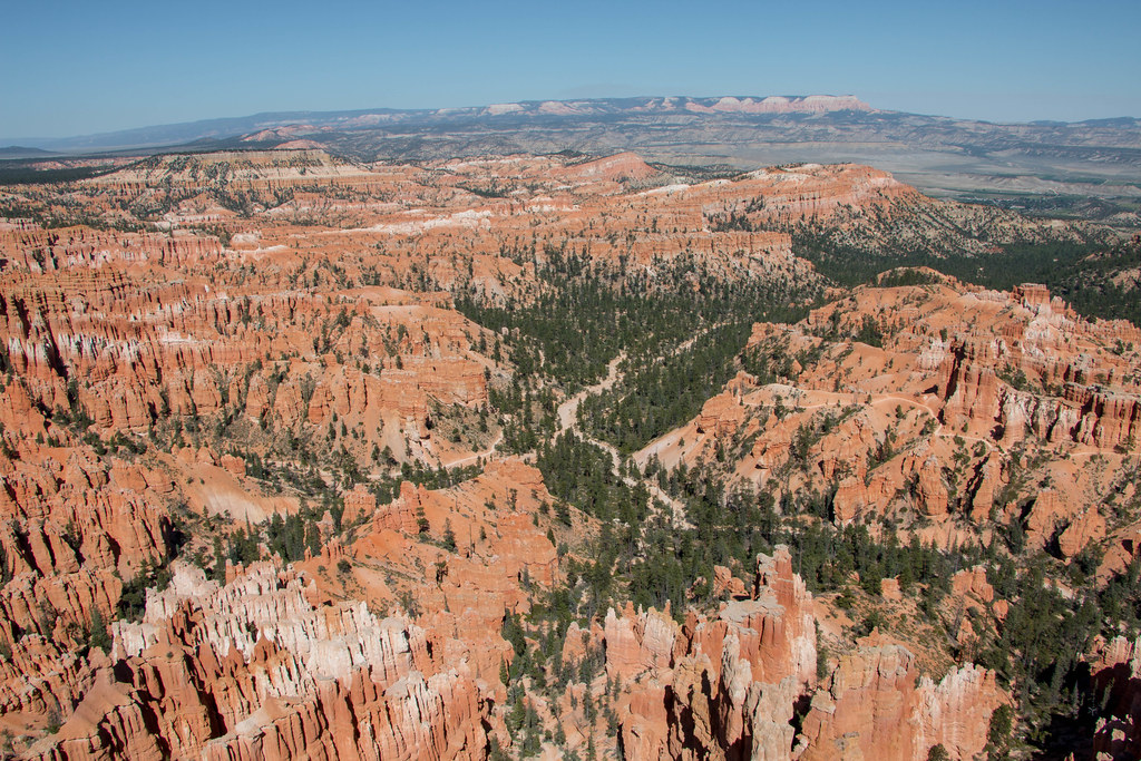 09.08. Bryce National Park: Inspiration Point