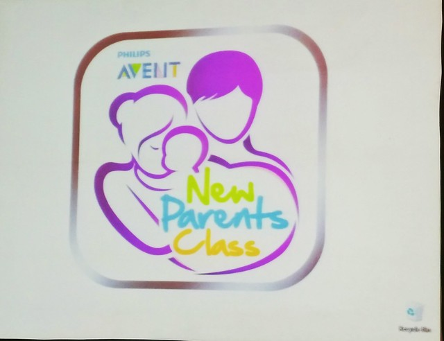 Philips AVENT New Parent Class