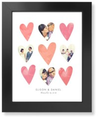 Heart Collage Art Print | Wall Decor | Shutterfly