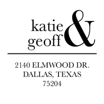 wedding personalized stamps custom