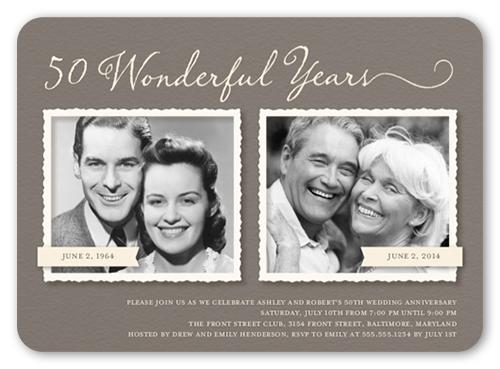 golden anniversary invitations 50th