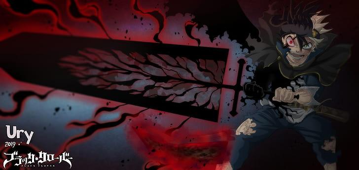 Nero Black Clover Wallpaper Hd   SfondiCro