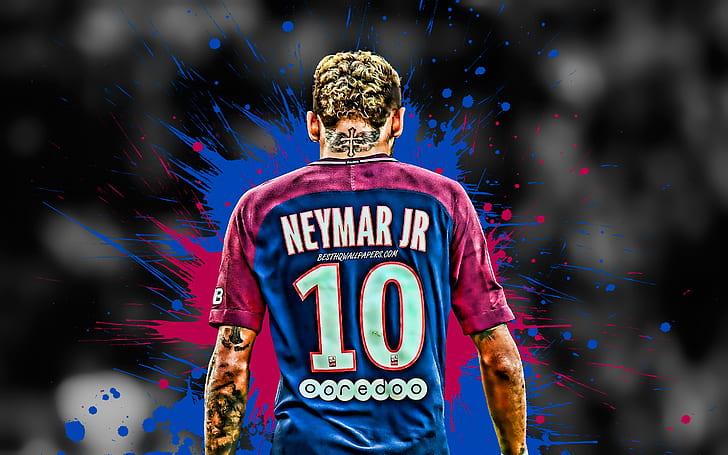 soccer neymar brazilian paris saint