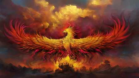 Phoenix bird 1080P 2K 4K 5K HD wallpapers free download Wallpaper Flare