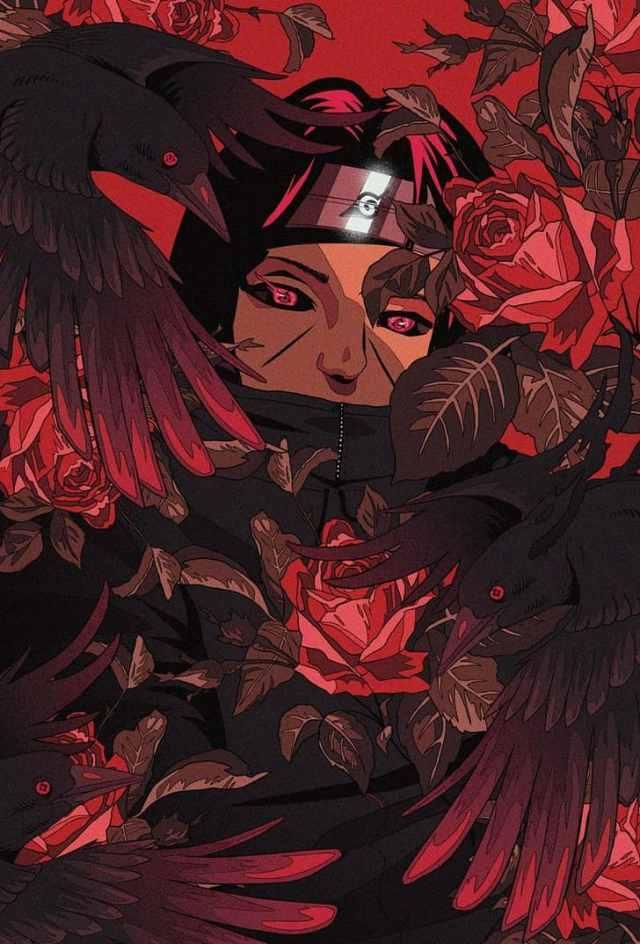 Hd Wallpaper Naruto Anime Uchiha