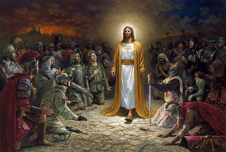 hd wallpaper jesus christ