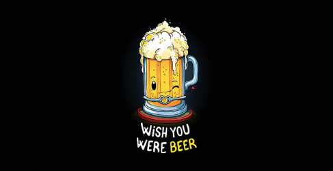 HD wallpaper: beer food alcohol minimalism artwork simple background Wallpaper Flare