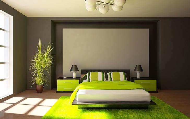 Hd Wallpaper Modern King Size Bedroom Home Design Furniture Interior Design Wallpaper Flare